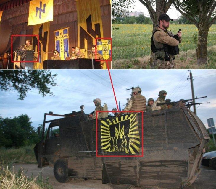 Un « camp dété néonazi » en Ukraine pour les enfants