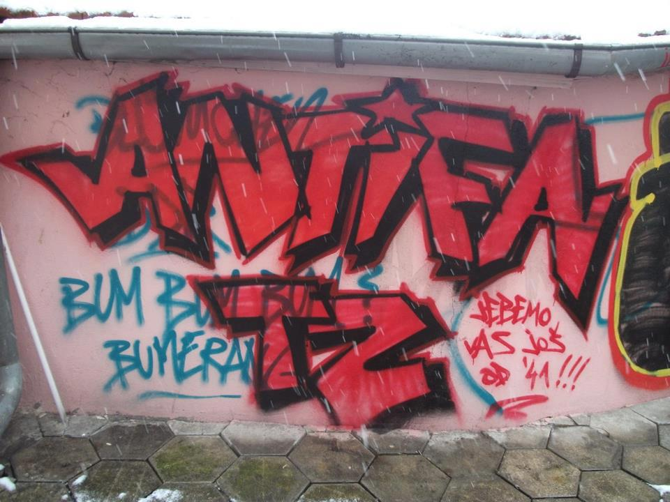 Sarajevo : « être antifasciste en Bosnie-Herzégovine, une nécessité »