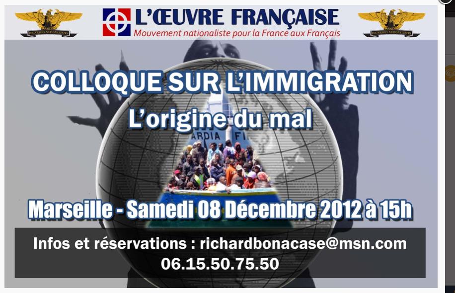 colloque marseille 8 décembre