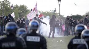 Du traitement policier de l'agitation d'extrême droite des derniers mois…