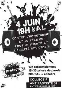 Affiche jpg Collectif Antifa 34 Bal 04 Juin 2013