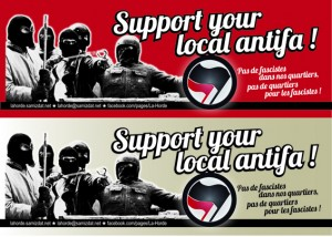 4. Support your local antifa