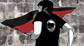 Villefranche : vandalisme d'extrême droite contre des locaux associatifs