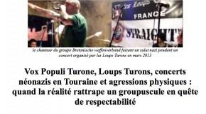 Tours : dossier sur le groupuscule Vox Populi