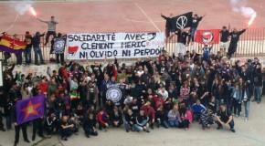 Madrid : rassemblement pour Clément (8 juin)