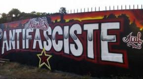 Nantes : fresque pour Clément