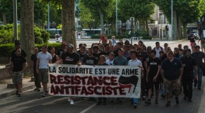 Bordeaux : rassemblement pour Clément