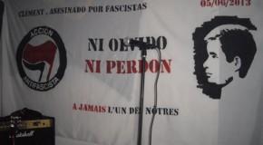 Argentine : hommage à Clément