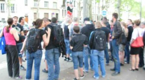 Lyon : agression de militants antifascistes
