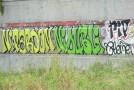 Graffiti & fresques à la mémoire de Clément