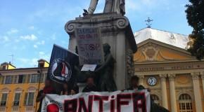 Nice : des fascistes attaquent des étudiant.e.s syndicalistes de Solidaires