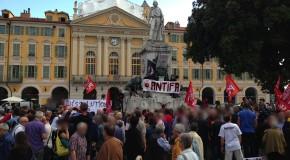 Nice : rassemblement pour Clément (Photos)
