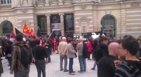 Angers : compte rendu de la manif du 23 juin