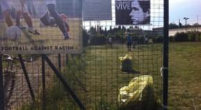 Italie : un terrain de sport autogéré porte le nom de Clément
