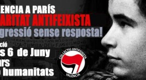 De Madrid à Paris : solidarité antifasciste