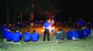 Les JN seront privés cette année de leur uniforme bleu…