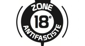 Paris : déambulation antifa dans le XVIIIe