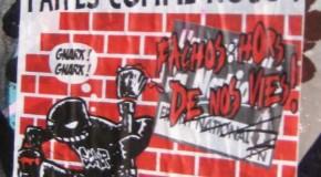 Espagne – Nettoie Vicálvaro des symboles fascistes