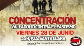Etat espagnol : attaques fascistes à Valladolid cet été