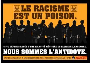 2. Poison racisme