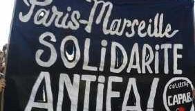 [Photos] Compte rendu de la manif marseillaise du 14 septembre en images