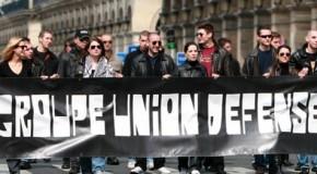 Angoulême : un ex-leader du GUD devant les étudiants