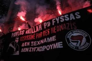 2013 : meurtre de Pavlos Fyssas aka Killah P