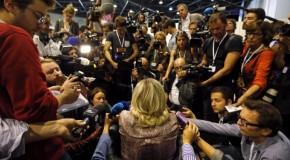 Le Pen, les médias et le «FN new look»
