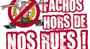 Lyon : agression de l'extrême droite contre la Maison des Passages