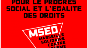 Marseille : programmation de la semaine antifasciste du 7 au 14 septembre