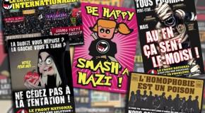 Nouveaux stickers de La Horde !