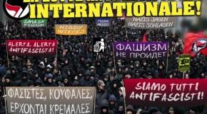 25 juillet : Appel pour la deuxième Journée Internationale de Solidarité avec les Prisonniers Antifascistes