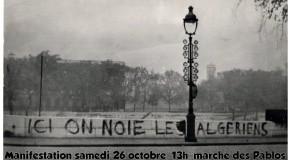 17 octobre 1961 : Nanterre n'oublie pas