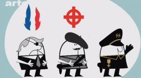 Vidéo : les origines du FN (Arte)