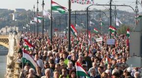 Un 23 Octobre en Hongrie