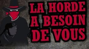 Rejoins La Horde en envoyant des infos