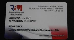 Philippe Vardon rejoint le Rassemblement Bleu Marine (ou pas)