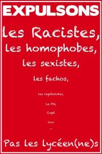 Une des affiches à voir sur http://expulsons-valls.tumblr.com/