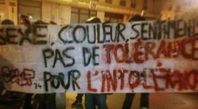 Montpellier : pas de tolérance pour l'intolérance !