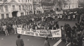 1984 : la Marche pour l'Égalité et l'antifascisme radical