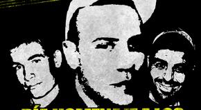 Hommage aux antifascistes qui sont tombé.e.s. Carlos, 6 années sans toi, 6 années avec toi
