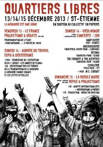 AFFICHE QL 2013