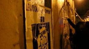 Paris : action du Capab contre le local du FN