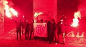 Suède : solidarité avec les antifascistes arrêtés !
