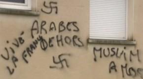 Besançon : inscriptions racistes sur la mosquée de Saint-Claude