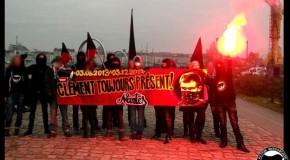 Nantes : Clément vivra dans nos combats