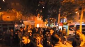 Espagne : arrestations suite à une action antifasciste