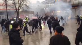 Suède : attaque néonazie, riposte antifasciste