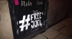 Libérez Joel : Appel à la solidarité internationale