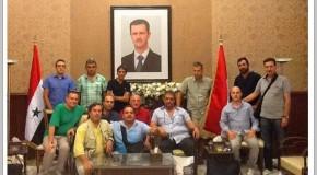Syrie : Qui sont les soutiens fascistes d'Assad ?
